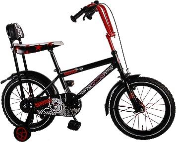 Bicicleta niño en bicicleta chopper de 16 pulgadas ruedas de 4 5 6 ...