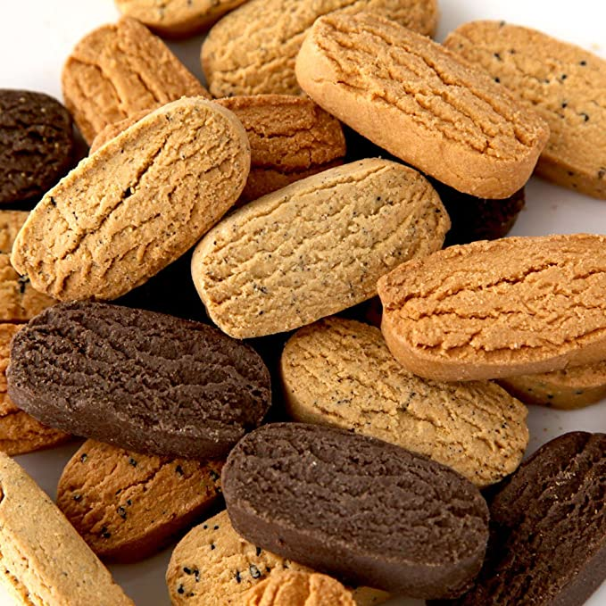 KanbayashiDo dieta leche de soja Okara galletas de la barra 50 piezas (1Kg en caja