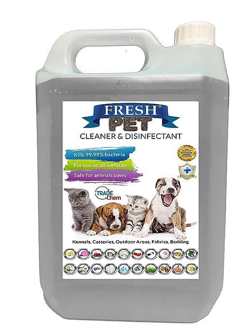 Desinfectante y ambientador para casetas de mascotas, 5 ...