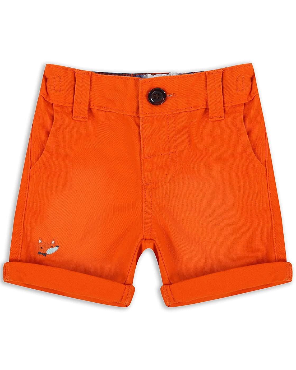 The Essential One - Bébé Enfant Garçons - Short - Orange - EOT268