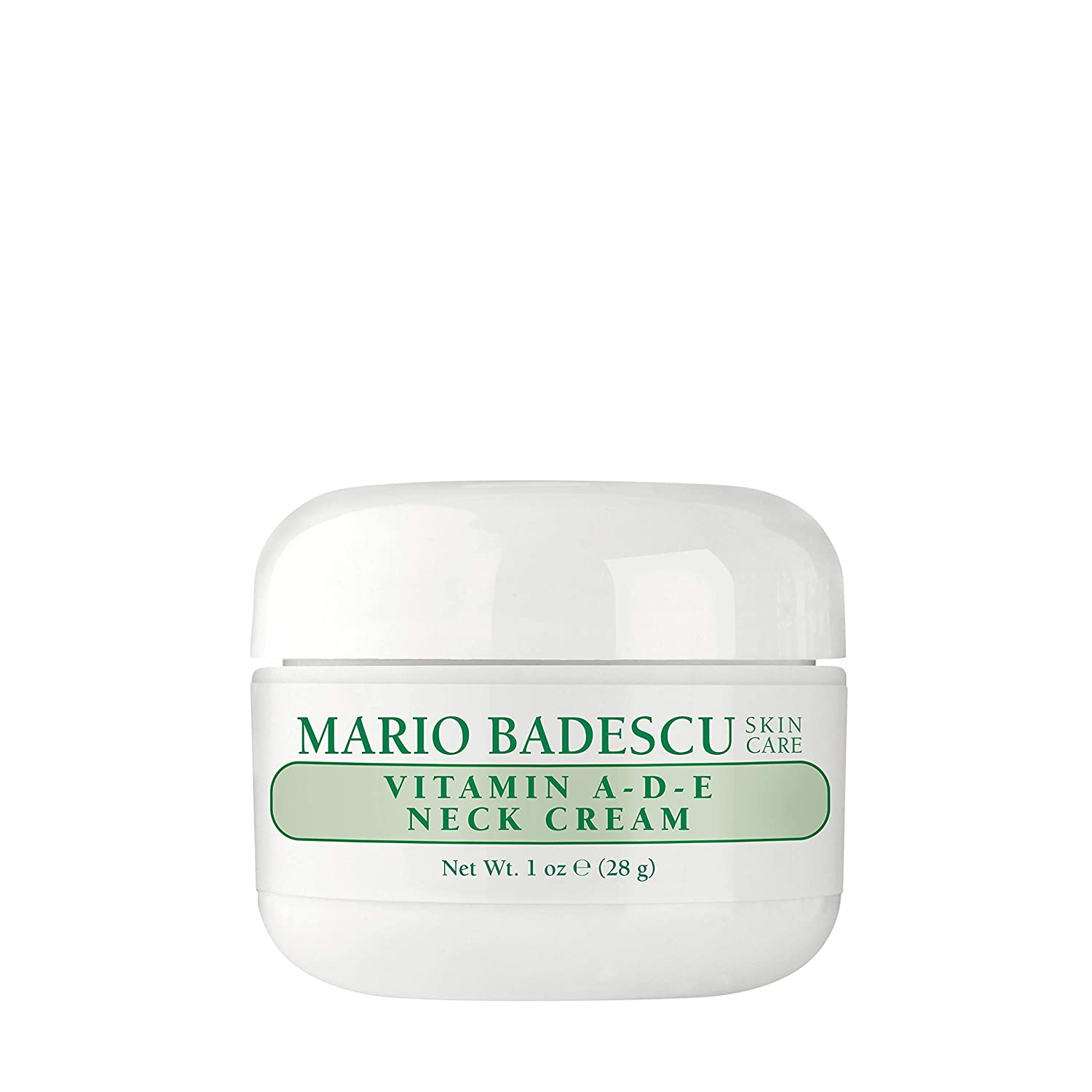 Mario Badescu Vitamin A-D-E Neck Cream, 1 oz: Premium Beauty