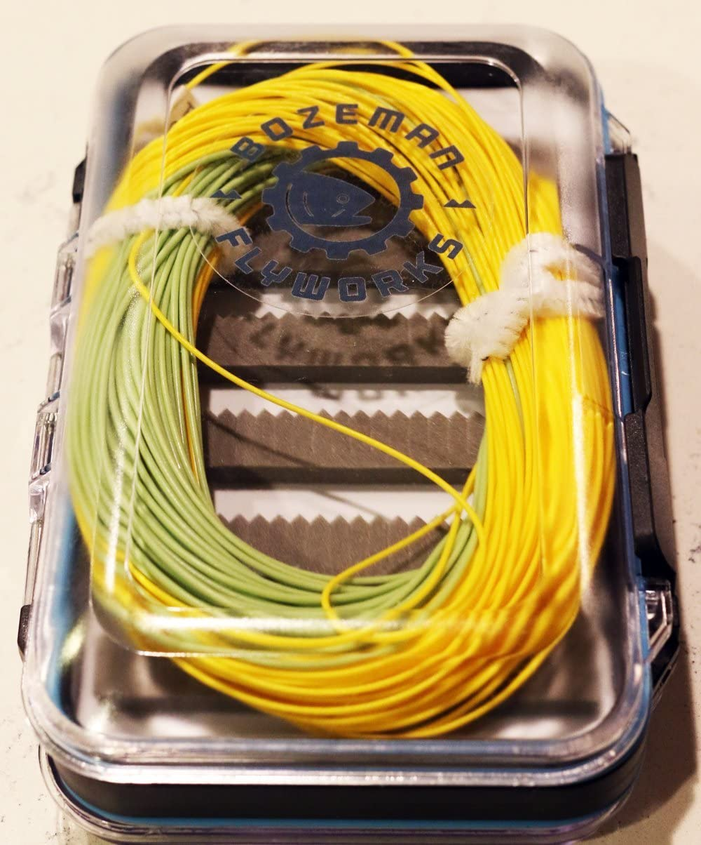 Bloke floating fly line WF 4wt NEW TO THE MARKET!!