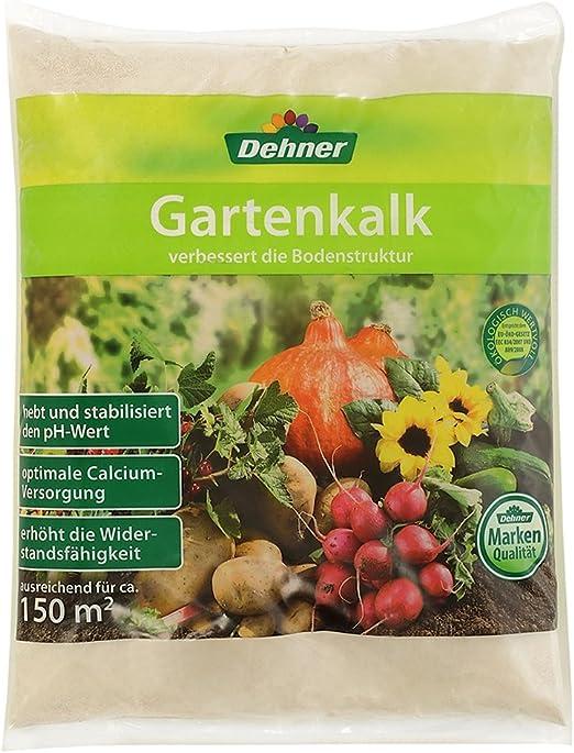 Dehner - Cal para Jardines (15 kg, para 150 m2): Amazon.es: Jardín
