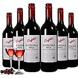 Penfolds 奔富寇兰山 设拉子赤霞珠干红葡萄酒 750ml (6瓶)
