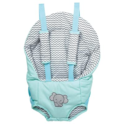 Adora Zig Zag Baby Carrier Baby Doll Carrier: Toys & Games