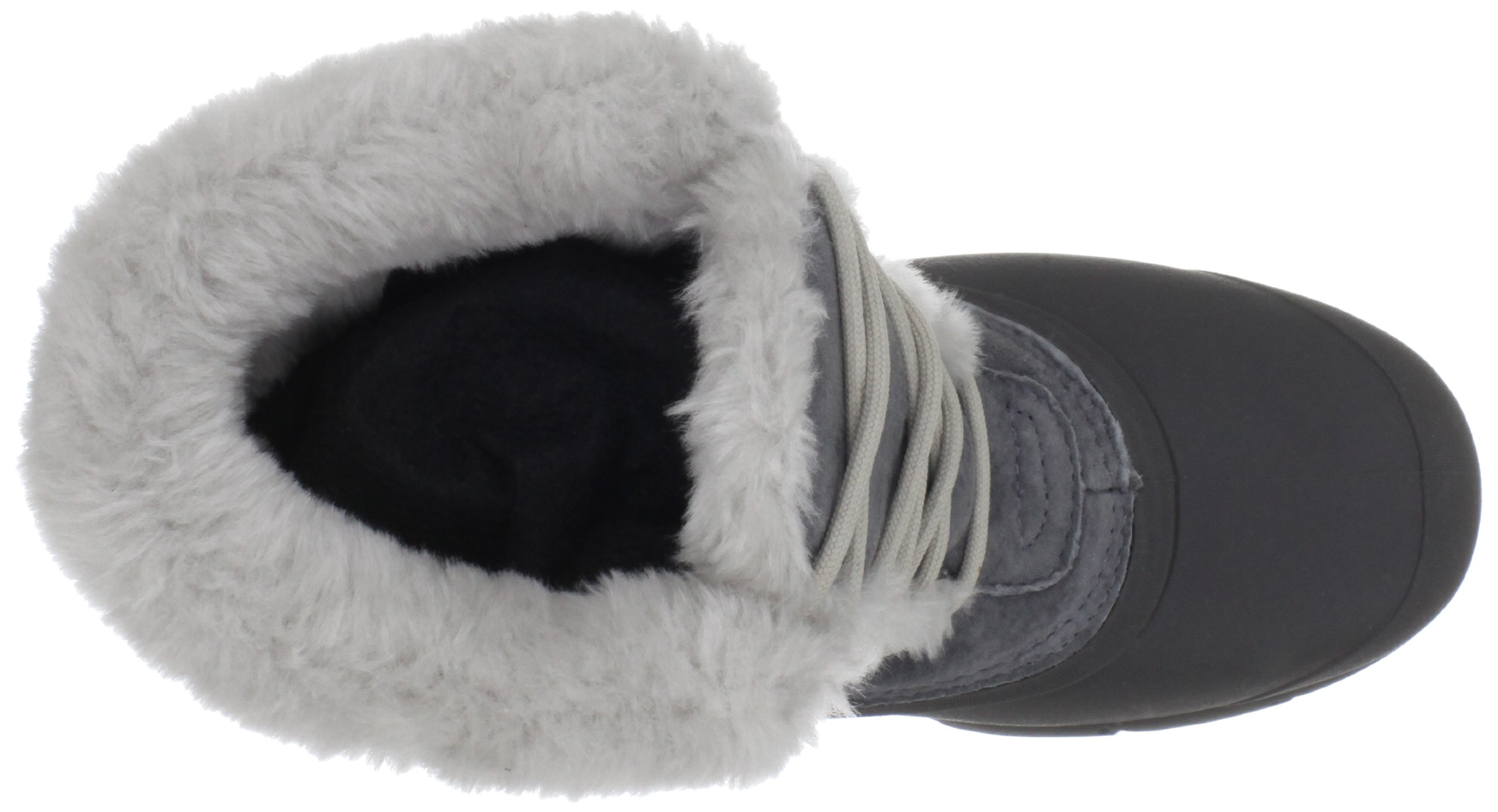 Sorel Women's Snow Angel Lace Boot,Charcoal,8 M US by SOREL (Image #7)