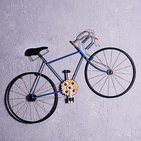 YC Colgante de Bicicleta de Hierro Forjado de la Vendimia Tienda ...