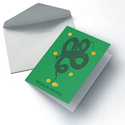 Wünsch Dir was - La tarjeta de cumpleaños para Nerds, Geeks ...