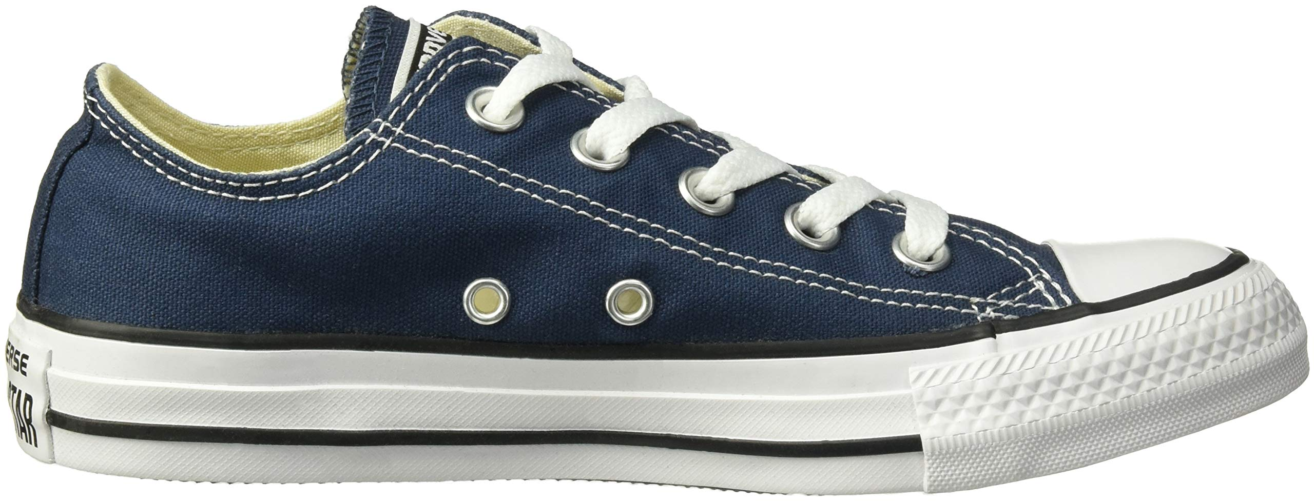 Converse Unisex Chuck Taylor All Star Low Top Navy Sneakers - 12MN-14WO B(M) US by Converse (Image #7)