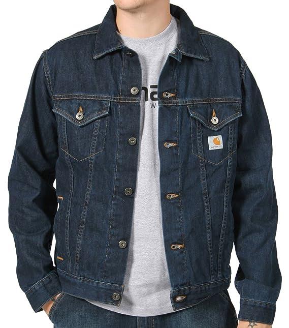 Carhartt - Abrigo - Blusa - para hombre azul S