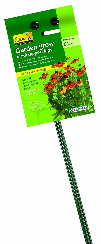 Gardman - Varillas para sujetar tallos: Amazon.es: Jardín