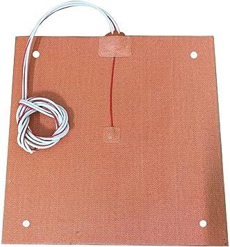 Material de EE. UU. CR10 S4 - Almohadilla de silicona para ...