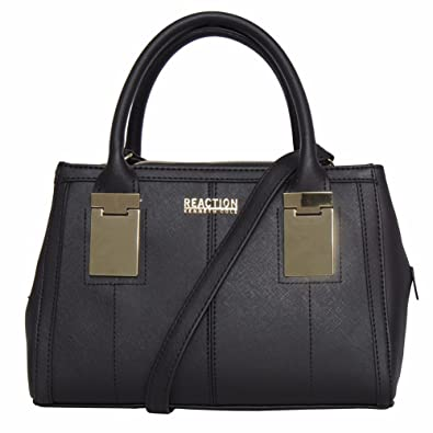 Kenneth Cole Reaction KN2050 Gold Rush Triple Entry Satchel ...