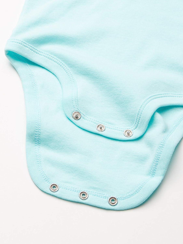 Essentials 7-Pack Short-Sleeve Bodysuits Unisex beb/é