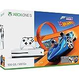 Consola Xbox One S, 500GB con Juego Forza Horizon 3 Hot Wheels - Bundle Edition