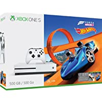 Consola Xbox One S, 500GB con Juego Forza Horizon 3 Hot Wheels - Bundle Edition