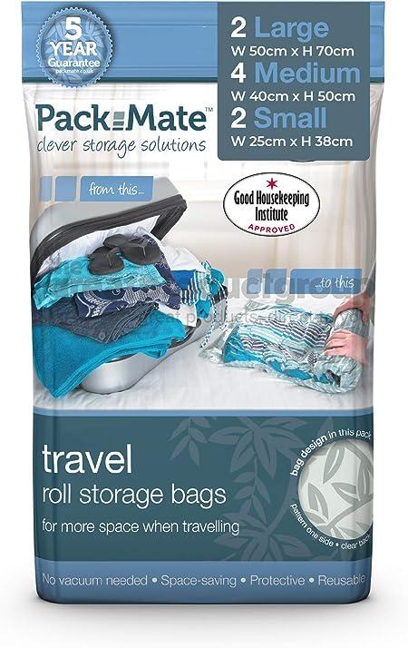 packmate travel vacuum bags