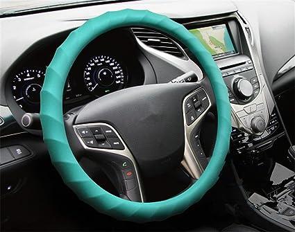 BININBOX Auto coche funda de volante Comfort Grip para 38 cm ...