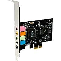 Placa de Som, Empire, 5.1 PCI-E