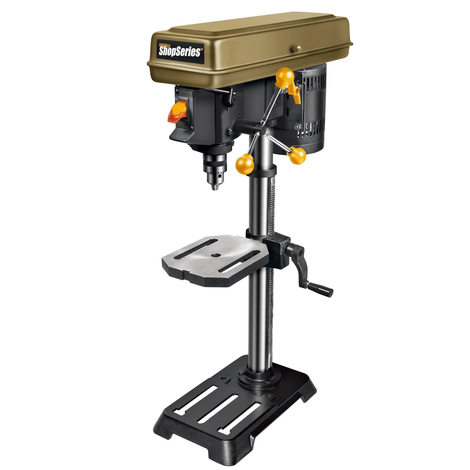ShopSeries RK7033 6.2-Amp 10'' Drill Press