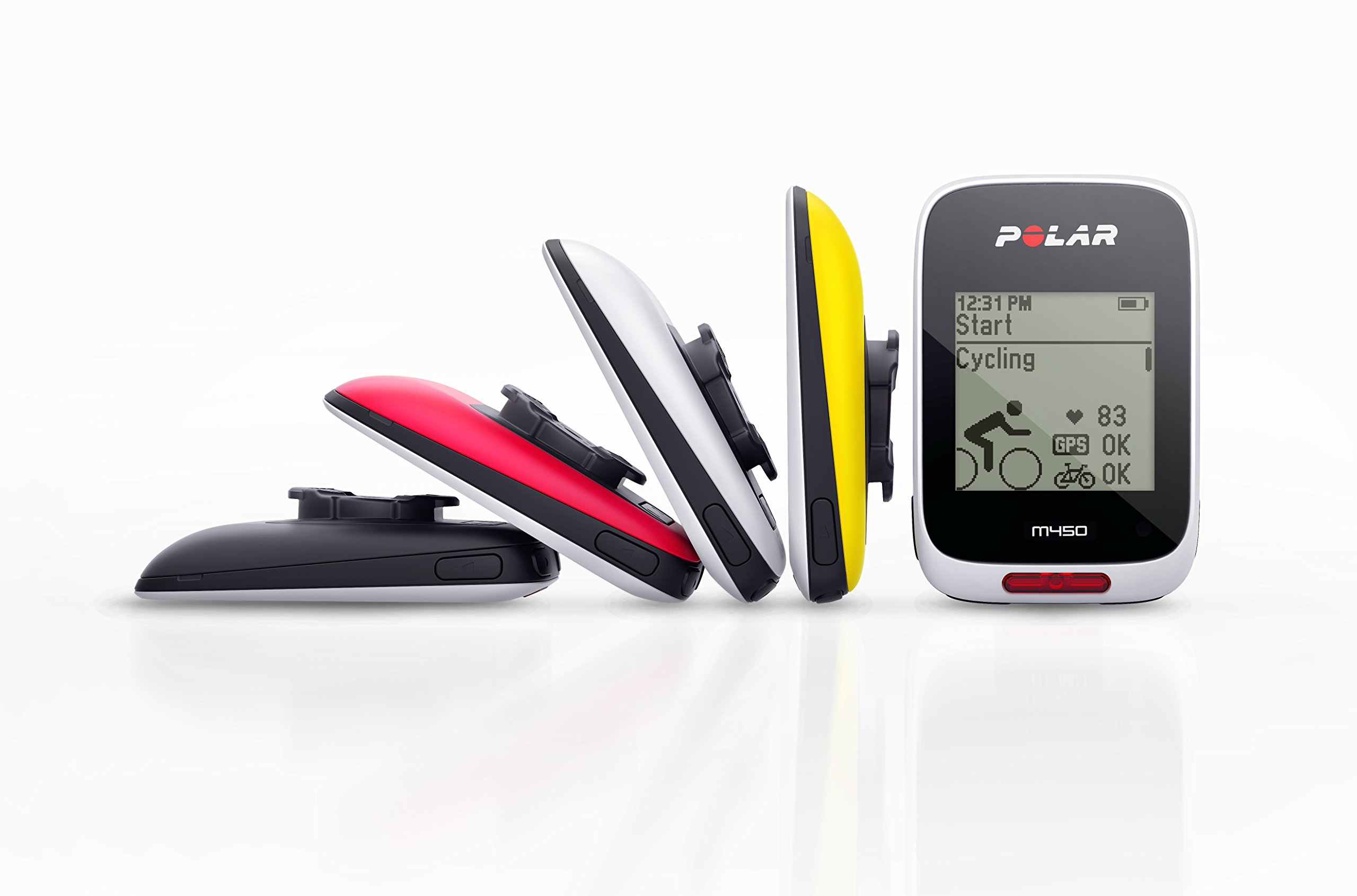 Polar M450 GPS Bike Computer with Heart Rate by Polar (Image #5)