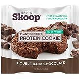 Healthy Skoop Protein Cookie, Double Dark Chocolate, 12 Count
