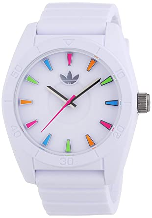 Adidas Santiago White Dial Watch ADH2915