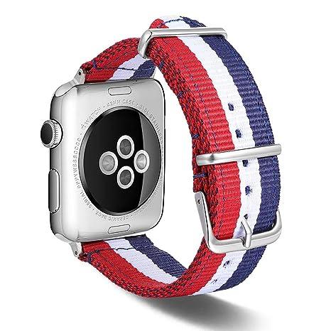 Amazon.com : TechCode Watch Series 3 Replacement Band 38mm ...