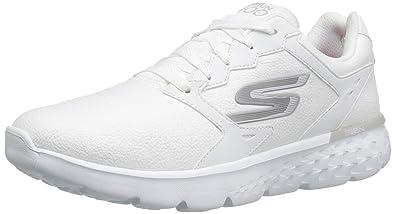 Damen Go Run 400-Motivate Laufschuhe, Weiß (White), 36 EU Skechers