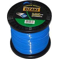 Greenstar 3843 Bobine fil nylon carré 2 mm x 130 m
