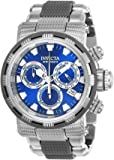 Invicta Men's Specialty Quartz Chronograph Blue Dial Watch 23975