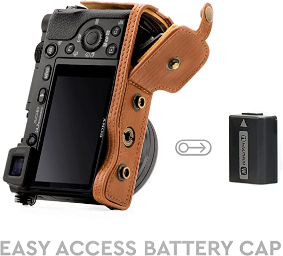 MegaGear MG408 Sony Alpha A6300, A6000 (16-50 mm) Estuche Ever ...