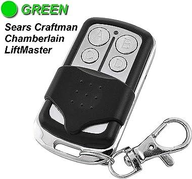 Chamberlain 853CB 856CB Compatible Garage Door Visor Remote Transmitter