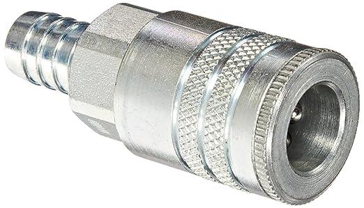 6mm Conexi/ón de manguera de lat/ón Conexi/ón de tubo de 2 v/ías de p/úas de lat/ón Conector de uni/ón de tubo 6//8//10//12//14//16//20 mm