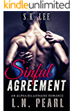 Sinful Agreement: Alpha Billionaire Romance (Rescued by the Billionaire Book 4)