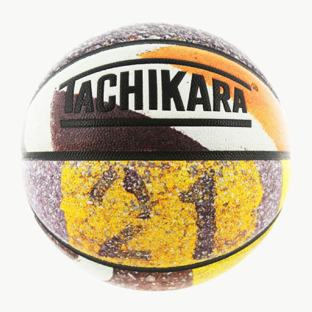 Traxy TACHIKARA Balón de Baloncesto, Asphalt Line: Amazon.es ...