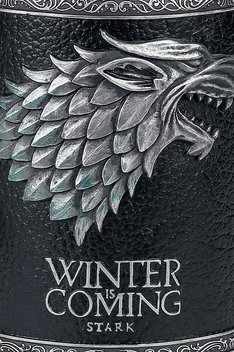 Game of Thrones Winter is Coming Tankard by Game of Thrones (Image #4)