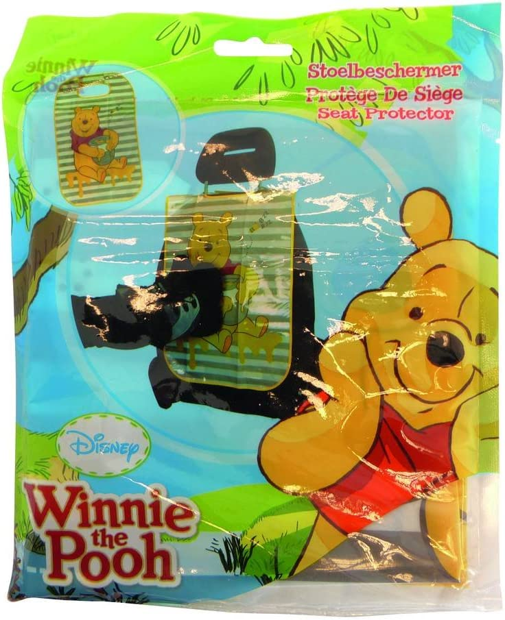 Disney Pooh Story of Hunny Protector de Asiento