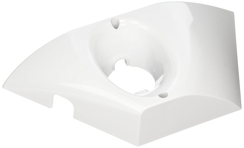 Zodiac K10 White Bottom with Bracket Replacement