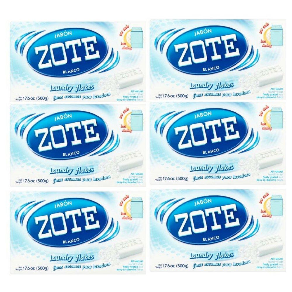 Pack de 12 - Zote copos de jabón de lavandería, 17,6 oz: Amazon.es ...