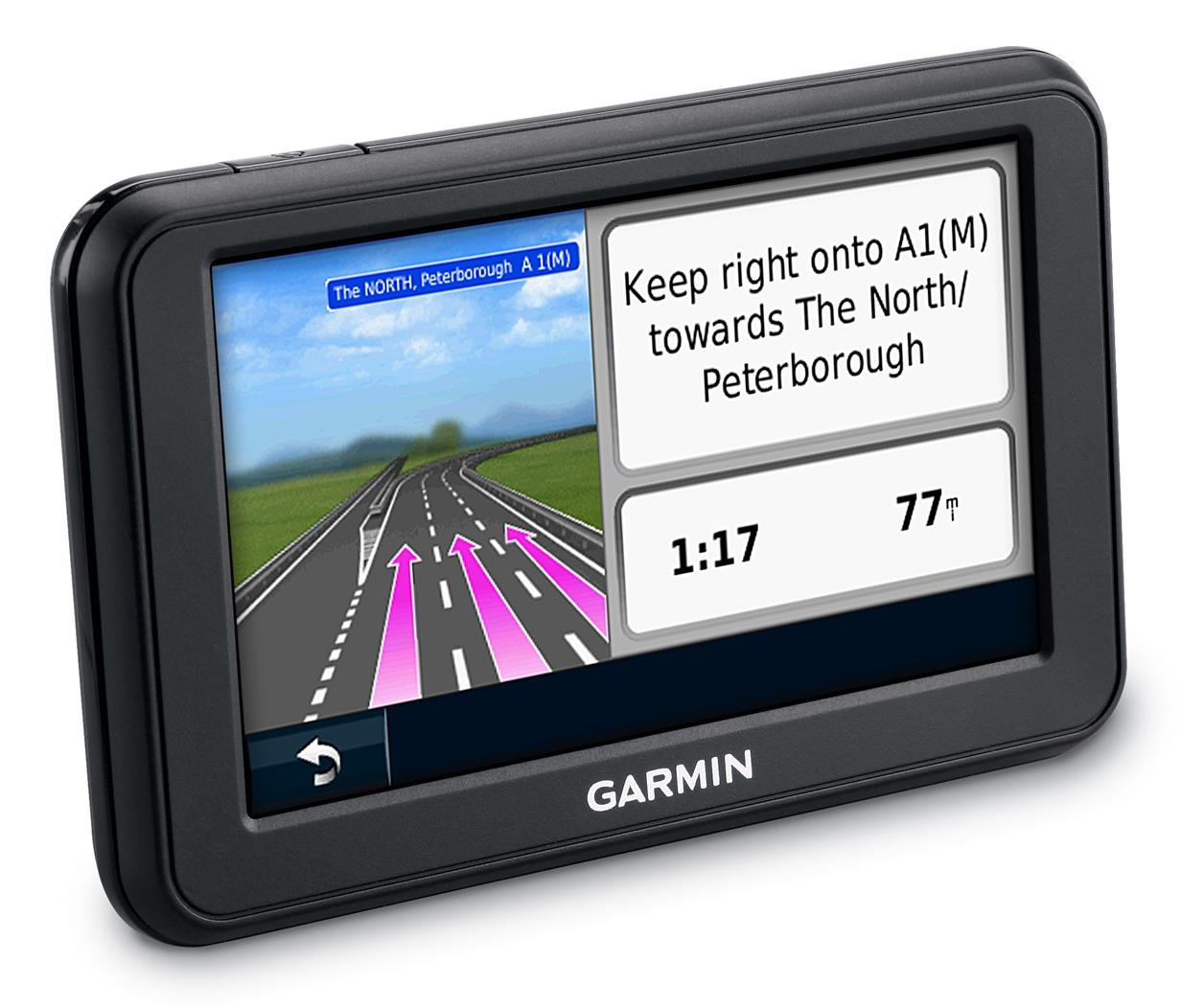 Garmin Nuvi Sat Nav With UK And Ireland Maps Amazoncouk - Update garmin nuvi 50lm