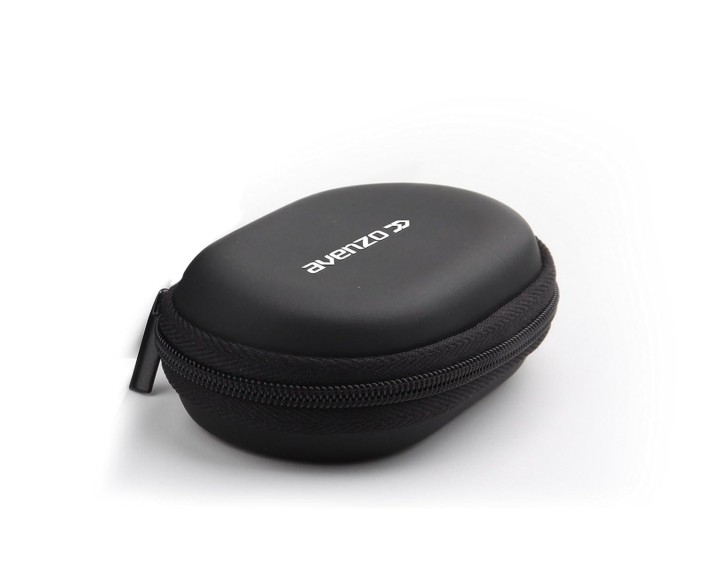 Avenzo AV652 - Auriculares True Wireless Bluetooth Deportivo, Color Negro: Amazon.es: Electrónica