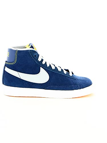 Nike - Chaussures Blazer Mid Vintage Kid-30-Bleu