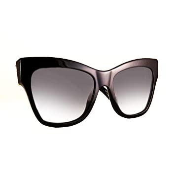 Gafas de Sol Moschino MOS011/S BLACK/DARK GREY ...