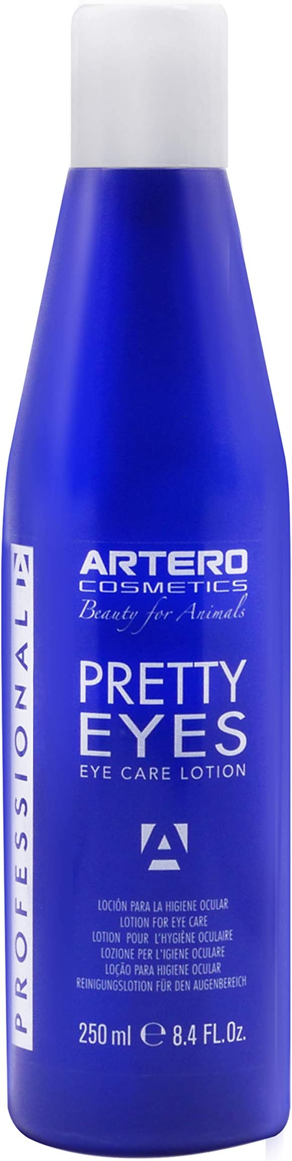 Artero Pretty Eyes. Limpiador ocular. Elimina manchas del lagrimal de perros y gatos.: Amazon.es: Oficina y papelería