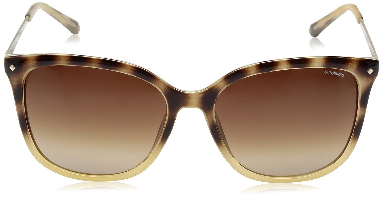f317e74a5d Polaroid Polarized Wayfarer Women s Sunglasses - (PLD 4043 S Y67 57X3