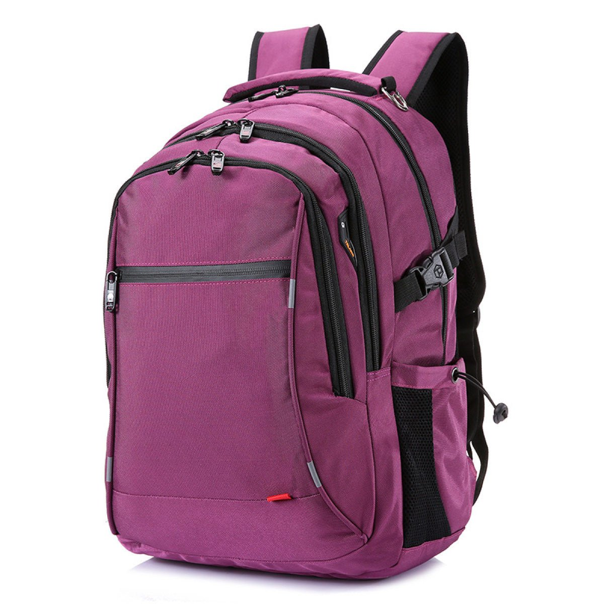Purple3655L Outdoor Travel Backpack Casual Student Backpack 3655 Computer Backpack Hiking Camping Backpack Outdoor Sports