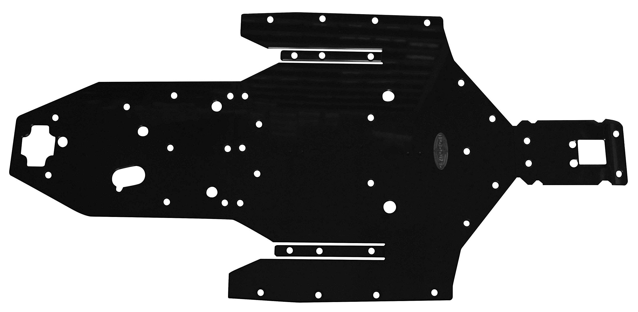 Modquad 1/2'' UHMW Skid Plate (2014-2015) Polaris RZR 1000 (2 Seat)