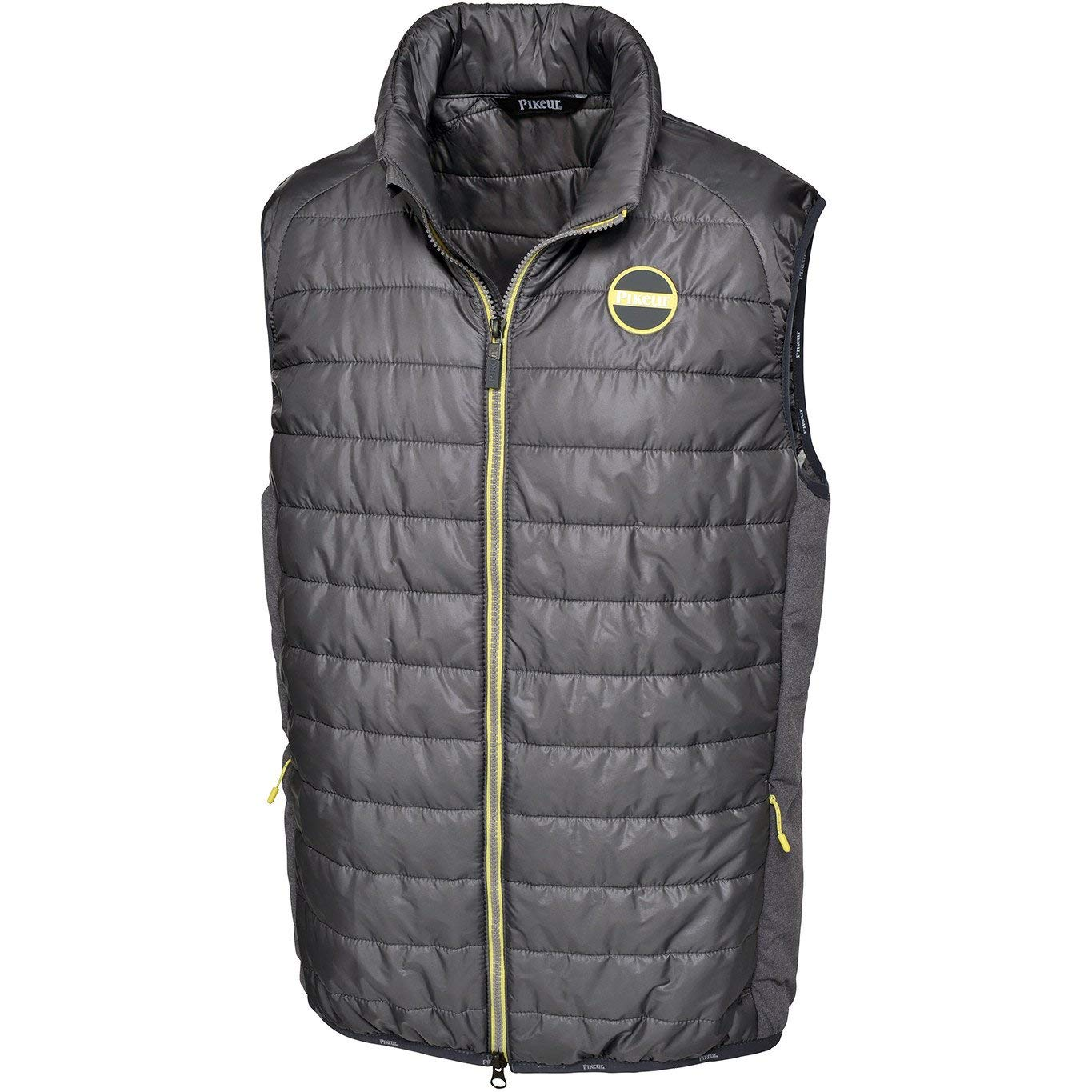 f83fb741d Pikeur - mens quilted waistcoat ADIANO  Amazon.co.uk  Clothing
