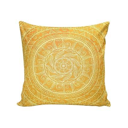 Queen Area Square Pillowcases for Mens Women Girls Boys Luxury Soft Throw  Cushion Cover Pillow Sham 6e15f36ce